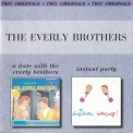 Everly Brothers, The - A Date With The Everly Brothers & Instant Party '1961