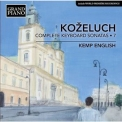 Kemp English - Koželuch: Complete Keyboard Sonatas, Vol. 7 '2017