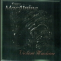 Tony Macalpine - Violent Machine '2002