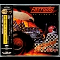 Fastway - All Fired Up [Japan 1st Press] '1984 (1991)