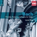 J.S. Bach - Preludes, Fantasias and Fugues for Organ (Lionel Rogg) [2CD]  '2009