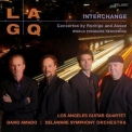 Los Angeles Guitar Quartet - Interchange - Concertos by Rodrigo and Assad  '2010
