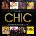 Chic - The Studio Album Collection 1977-1992 (Part 2) '2014