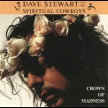 Dave Steart & The Spiritual Cowboys - Crown Of Madness {CDS} '1991