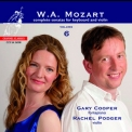 Wolfgang Amadeus Mozart - Complete Sonatas for keyboard & violin, vol. 6 (Gary Cooper & Rachel Podger) '2009