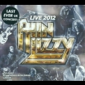 Thin Lizzy - Live 2012 (2CD) '2013