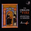 Anonymous 4 - The Origin Of Fire (Music And Visions Of Hildegard Von Bingen) '2004