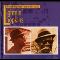 Lightnin' Hopkins - Ground Hog Blues ('sittin In With'  Sesion)-cd1 '2004