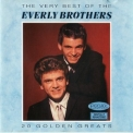 Everly Brothers, The - The Very Best Of The Everly Brothers '1988