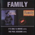 Family - It's Only A Movie / The Peel Session '1973