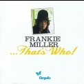 Frankie Miller - ...that's Who! (the Complete Chrysalis Recordings) (4CD) '2011