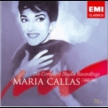 Maria Callas - The Complete EMI Studio Recordings CD 57-69+dataCD '2007