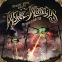 Jeff Wayne - Jeff Wayne's Musical Version Of The War Of The Worlds The New Generation (2CD) '2012