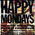 Happy Mondays - Squirrel And G-man Twenty Four Hour Party People Plastic Face Carnt Smile (White Out) '1986