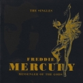 Freddie Mercury - Messenger Of The Gods (a-sides) '2016