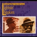 Lightnin' Hopkins - Ground Hog Blues 'sittin In With' Sessions (2CD) '2004