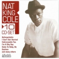 Nat King Cole - 10 CD-Set  '2010