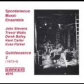 Spontaneous Music Ensemble - Quintessence 2 '1974