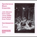 Spontaneous Music Ensemble - Quintessence 1 '1997