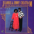 Cheatham Jeannie & Jimmy - Blues And The Boogie Masters '1993