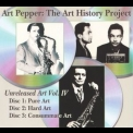 Art Pepper - Unreleased Art, Vol.4: The Art History Project Pure Art (1951-1960) (3CD) '2007
