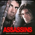 Mark Mancina - Assassins (unreleased) / Наемные Убийцы (Original Score) '1995