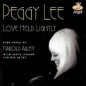 Peggy Lee - Love Held Lightly '1993