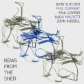 John Butcher - News From The Shed '2006