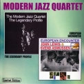 Modern Jazz Quartet - The Legendary Profile & European Encounter '2000