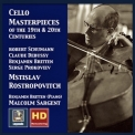Mstislav Rostropovich - Cello Masterpieces Of The 19th & 20th Centuries (Remastered) (Hi-Res) '2017