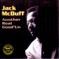 Jack Mcduff - Another Real Good'un '1990