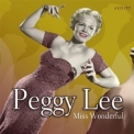 Peggy Lee - Miss Wonderful (4CD) '2006