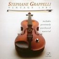 Stephane Grappelli - Vintage Grappelli (2CD) '2001