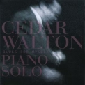 Cedar Walton - Blues For Myself '1986