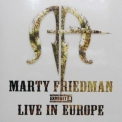 Marty Friedman - Live In Europe '2007
