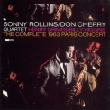 Sonny Rollins Quartet - The Complete 1963 Paris Concert '1963