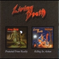 Living Death - Protected From Reality /killing In Action '1987