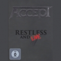 Accept - Restless And Live (2CD) '2016