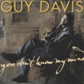 Guy Davis - You Don't Know My Mind '1998