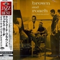 Clifford Brown & Max Roach - Brown And Roach Incorporated (2004 Remaster) '1954