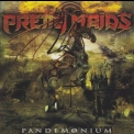 Pretty Maids - Pandemonium (KICP-1481, Japan) '2010