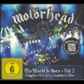 Motorhead - The World Is Ours - Vol. 2 (Germany, UDR, UDR 0125 CD, 2CD) '2012