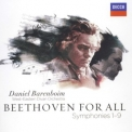 Daniel Barenboim & West-Eastern Divan Orchestra  - Beethoven For All - Symphonies 1-9 Part 2 '2012