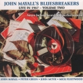 John Mayall & The Bluesbreakers - Live In 1967 - Volume Two [fbr 013] '2016