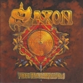 Saxon - Into The Labyrinth (SPV 91710 CD+DVD, Germany) '2009