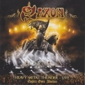 Saxon - Heavy Metal Thunder - Live (UDR 0100 CD, U.S.A.) '2012