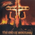 Sinner - The End Of Sanctuary (Nuclear Blast, NB 471-2, Germany) '2000
