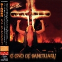Sinner - The End Of Sanctuary (Victor, VICP-60993, Japan) '2000