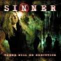 Sinner - There Will Be Execution (Metal Mind, MASS CD 1289 DG, Poland) '2003