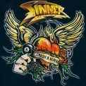 Sinner - Crash & Burn (AFM Rec., AFM 214-9, Germany) '2008